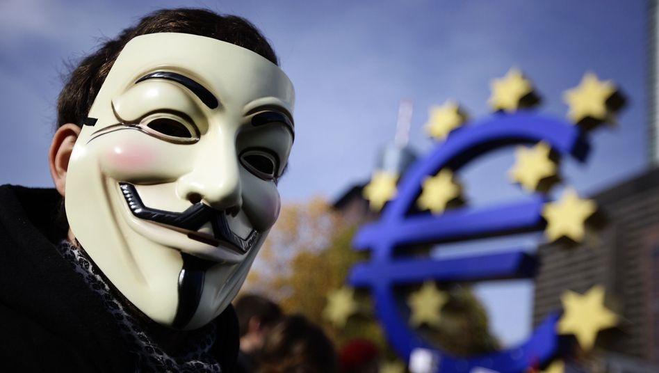 Occupy-Protest in Frankfurt: Europa als Lachnummer und Soap Opera