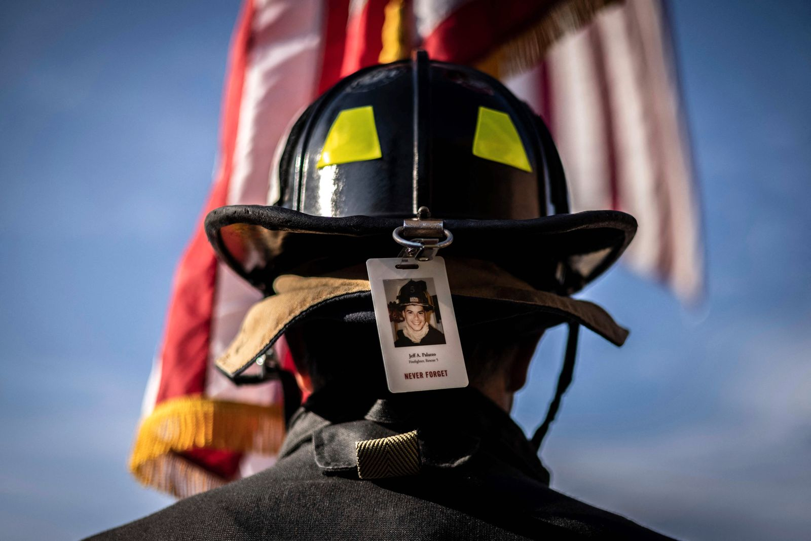 TOPSHOT-US-ATTACKS-9/11-ANNIVERSARY