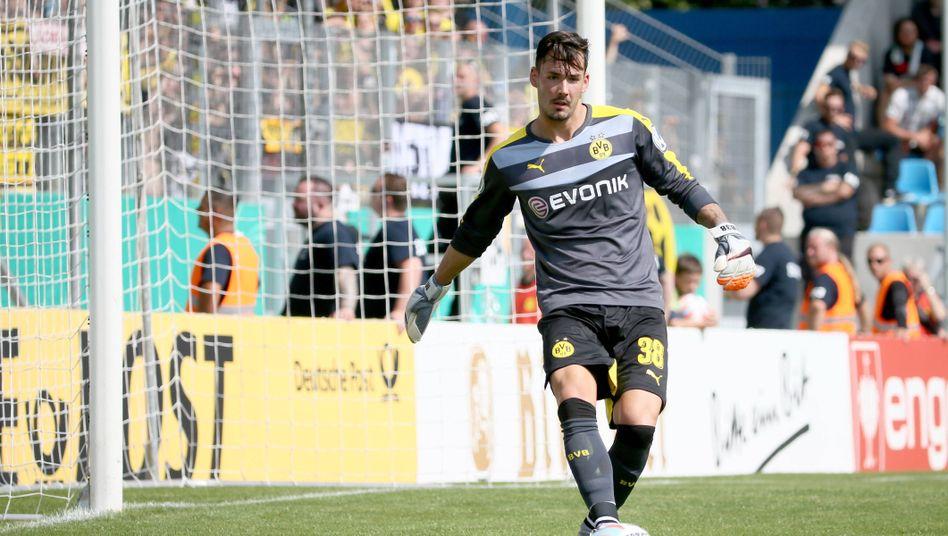 BVB-Keeper Bürki: Bestritt in der vergangenen Saison alle 34 Saisonspiele für den SC Freiburg.