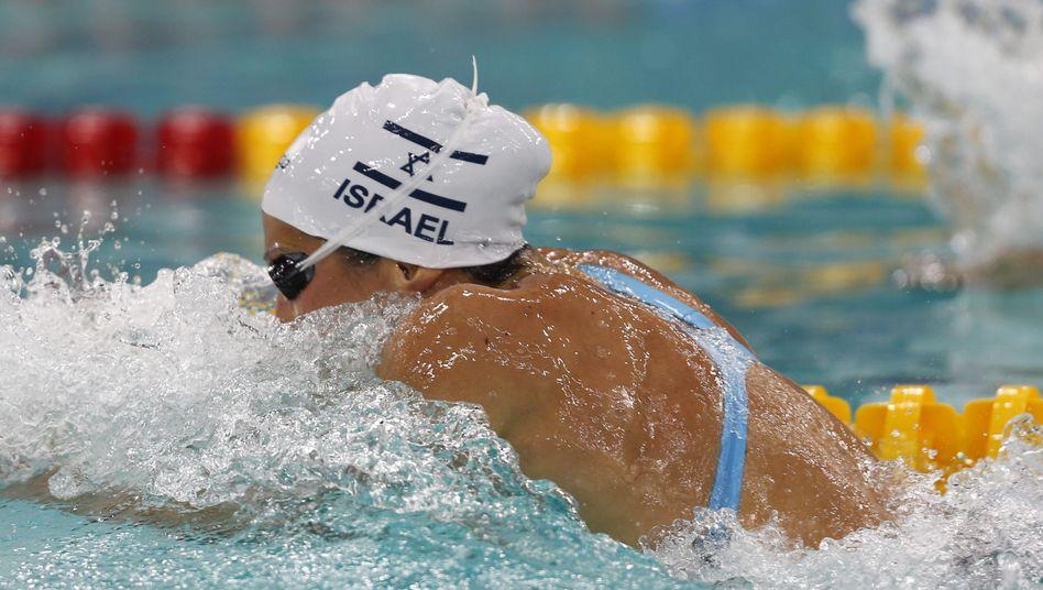 Israelische Schwimmerin Ivry: Dritter Platz in Doha