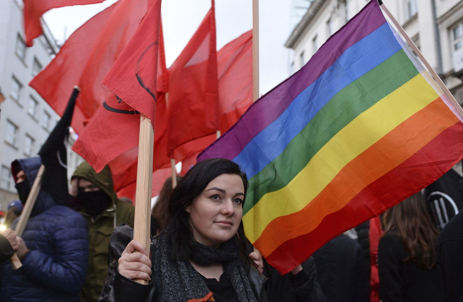 Unabhängigkeitstag in Polen