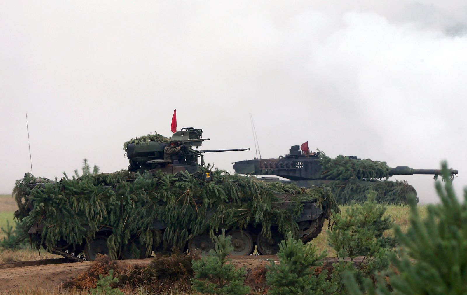 Panzergrenadieren