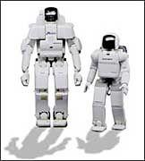 Roboter: Fußball auf zwei Beinen