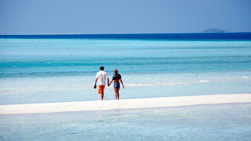 Auf den Malediven: Viele Menschen werden im Urlaub krank - das muss nicht sein