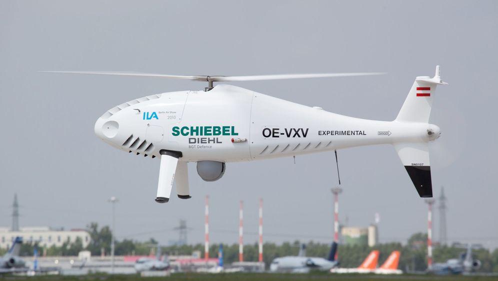 Drohnenprojekte der Bundeswehr: Aufklärer, Datensammler, Waffenträger