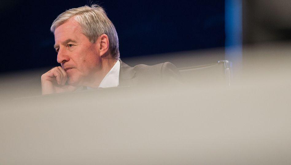 """Deutsche Bank-Co-Chef Fitschen (Archiv): """"Korrektur vorangegangener Überhitzung"""""""