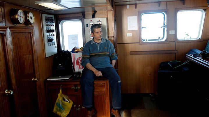 Misurata: Die Schmuggler mit dem Fischerboot