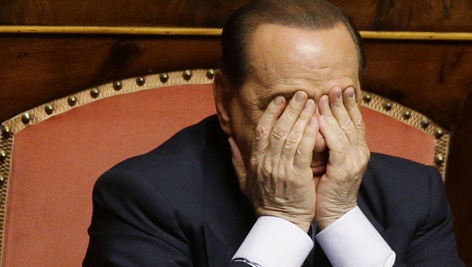 Staatskrise: Italiens Regierung steht vor dem Aus