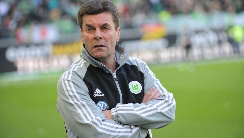 VfL-Trainer Hecking: Mehr als Bodenständigkeit und Bescheidenheit erforderlich