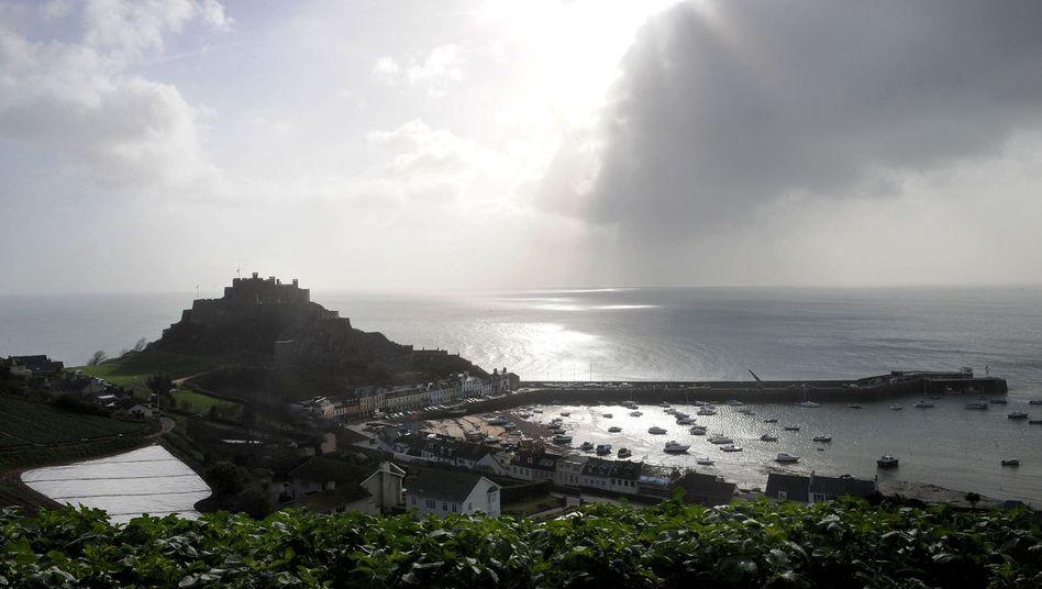 Landschaft auf Jersey (Archivbild)