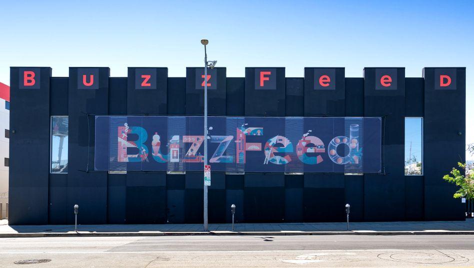 Von Kalifornien nach Deutschland: Die deutsche BuzzFeed-Ausgabe wird künftig von Ippen Digital entwickelt