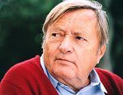 Autor Rudolf Augstein, Herausgeber des SPIEGEL