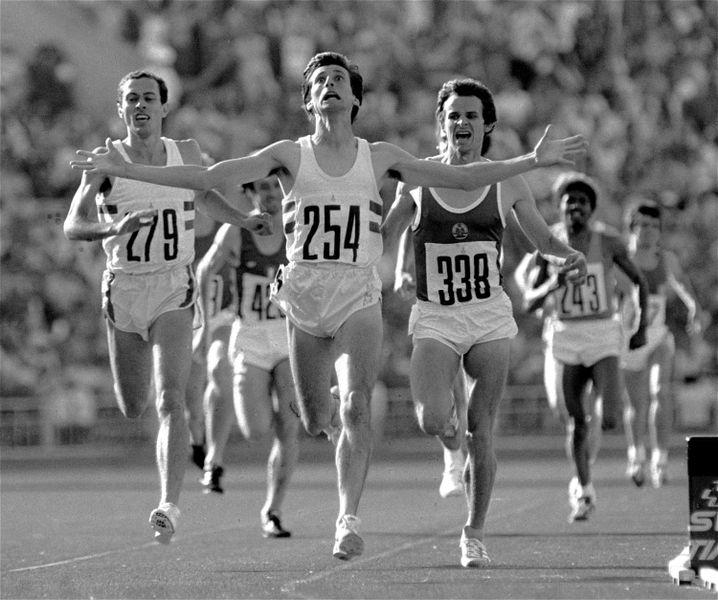 Olympiasieger Coe (1980 in Moskau): Erfolge als Sportler und Funktionär