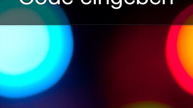 iPhone-Sperrbildschirm: Mit ein paar einfachen Tricks kann man den Zahlencode umgehen