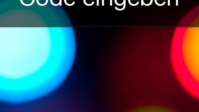Lockscreen eines iPhones: 30 Prozent der Handynutzer verzichtet auf Schutz