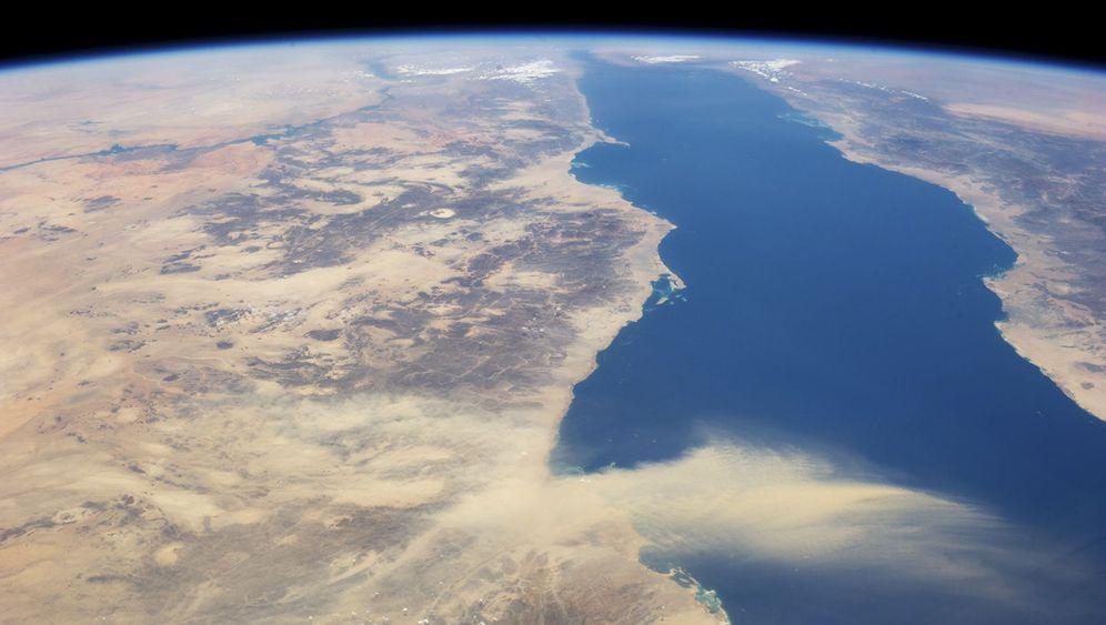 Klimawandel: Bedrohnte Flußdeltas der Erde