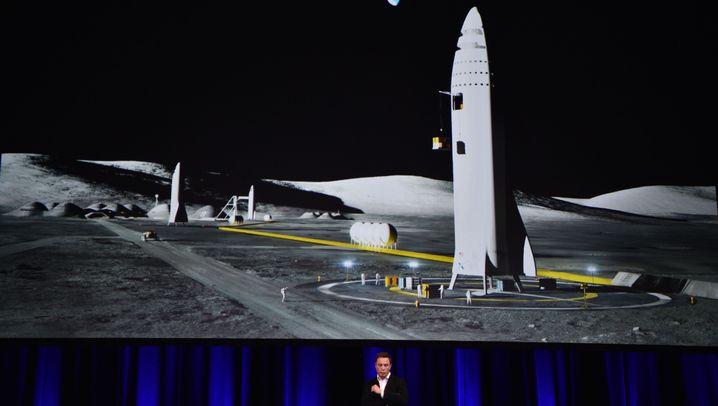 Elon Musk: Zum Mars mit der BFR