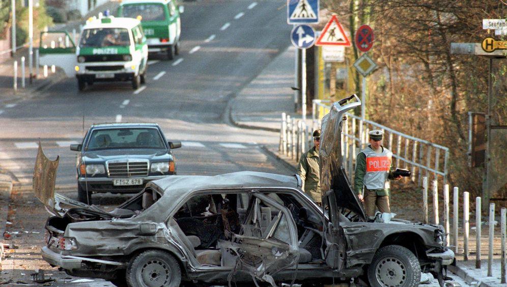 Herrhausen-Attentat: Tod in der Lichtschranke