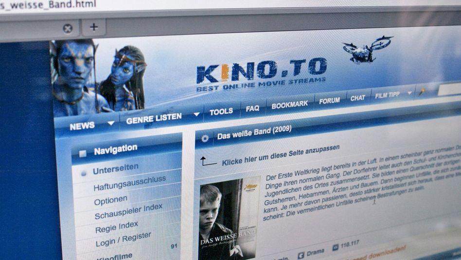 Stream-Portal Kino.to: Die Blockade ist rechtens