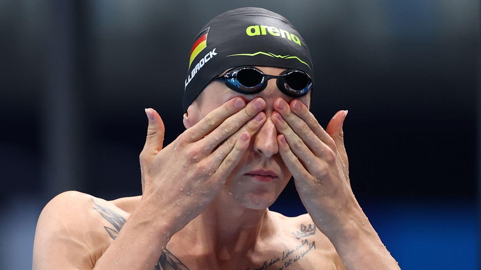 Swimming - Men's 800m Freestyle - Final