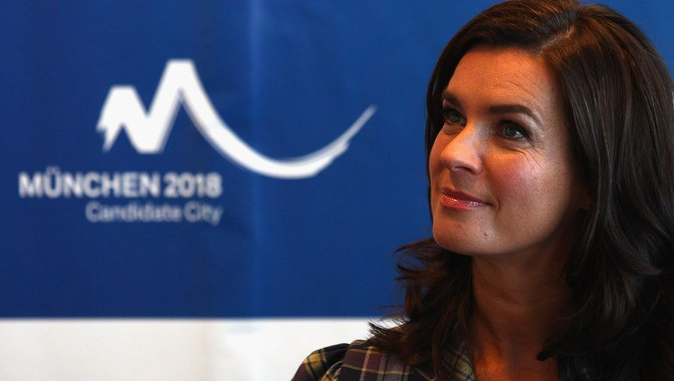 Bewerbunsgchefin Witt: Kämpft seit zwei Jahren für München 2018