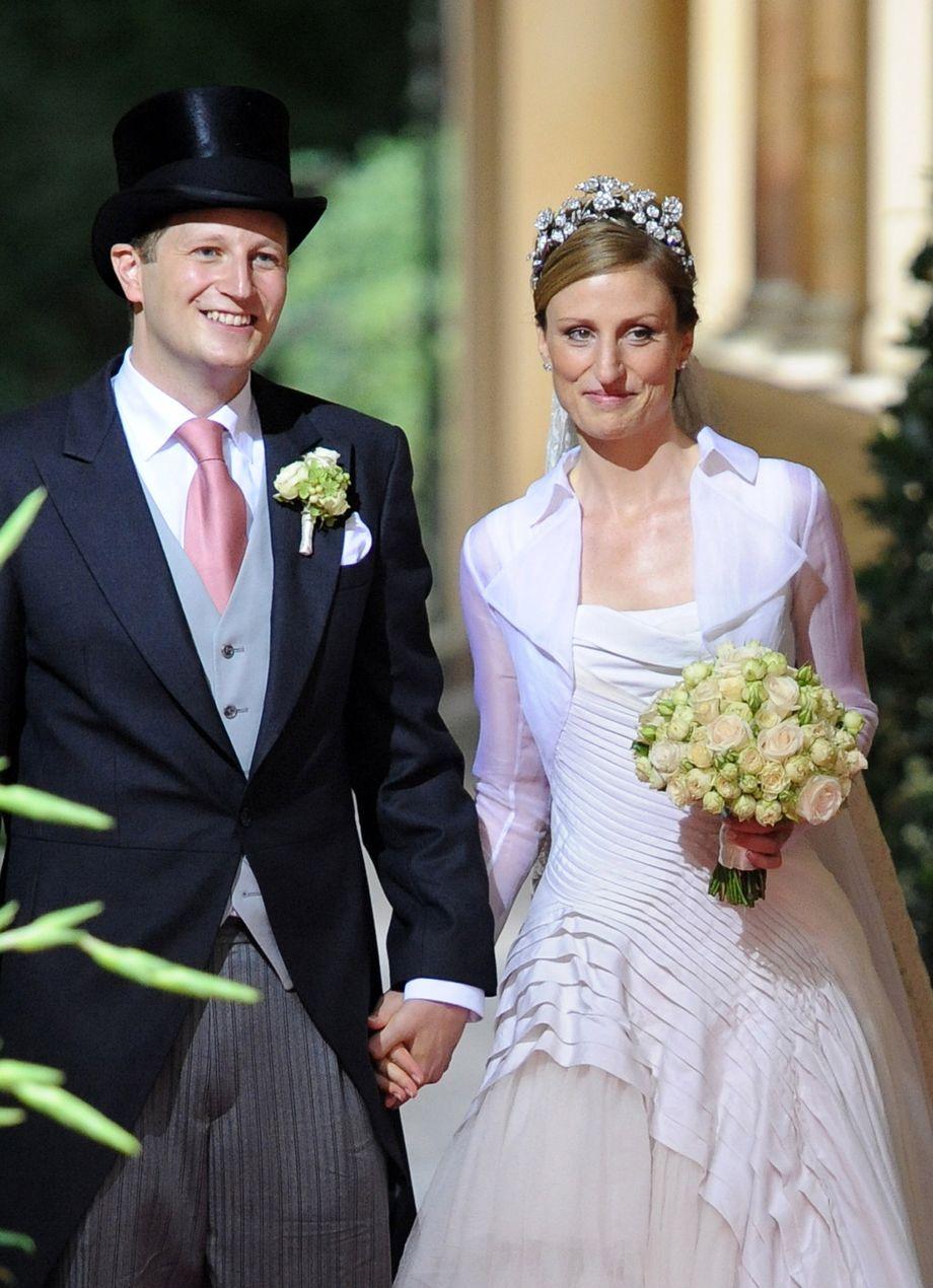 Hohenzollern Hochzeit Pomp In Potsdam Der Spiegel