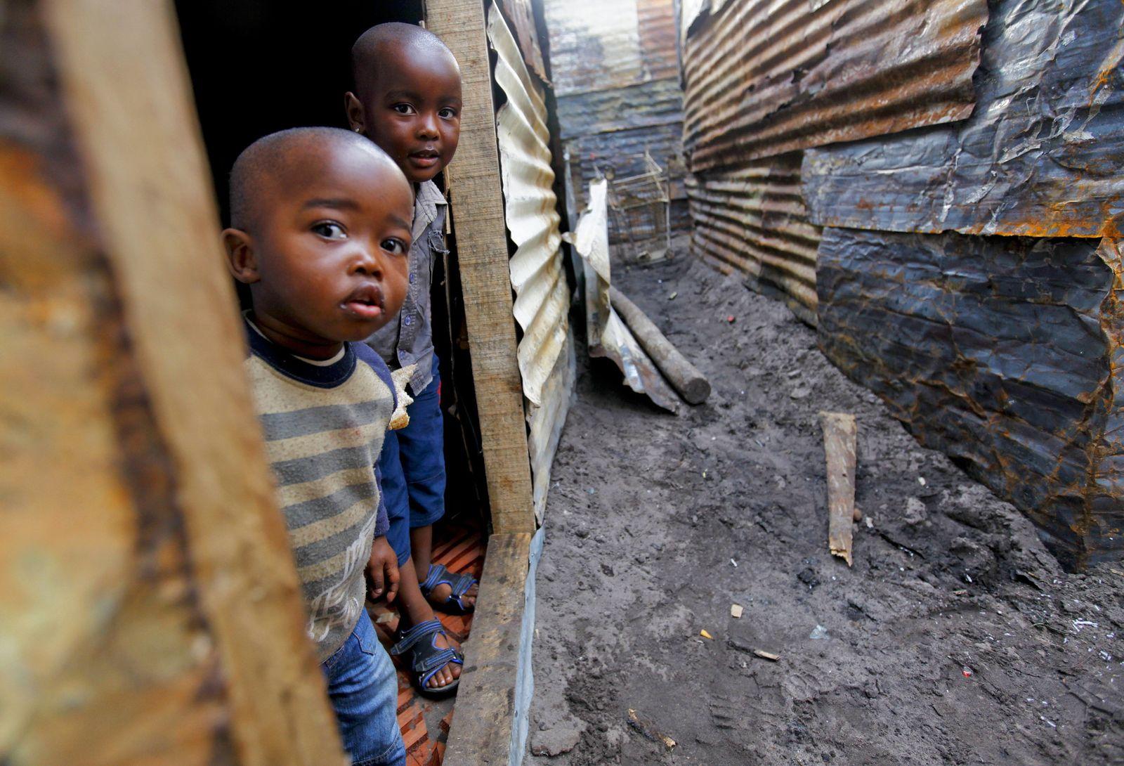 Slums Kinder Unicef