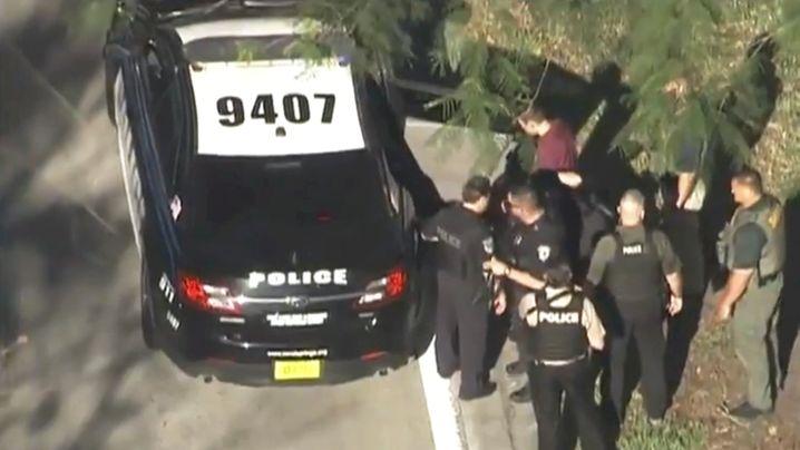 US-Bundesstaat Florida: Schüsse an der Marjory Stoneman Douglas High School