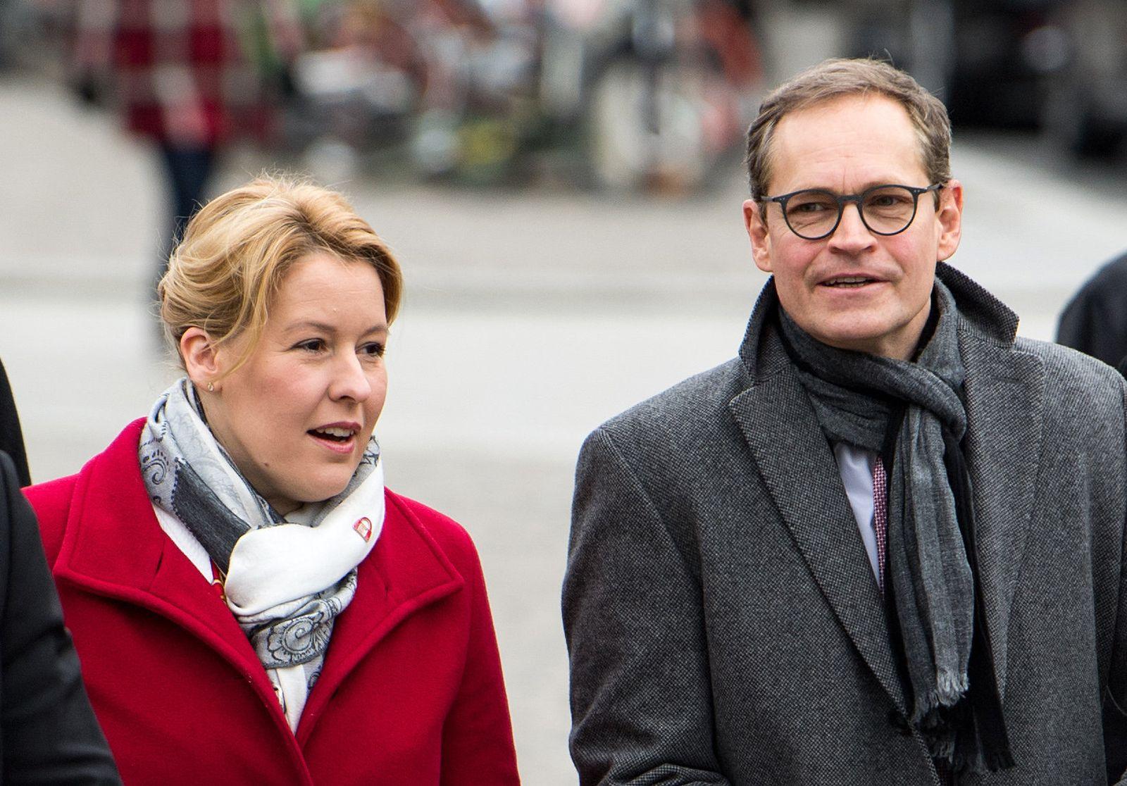 Müller verzichtet auf Berliner SPD-Landesvorsitz