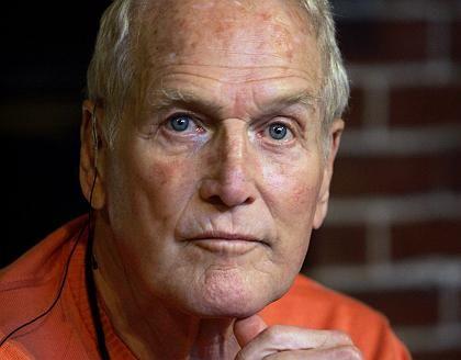 """Paul Newman in Saratoga Springs: """"Es ist Zeit zu gehen"""""""