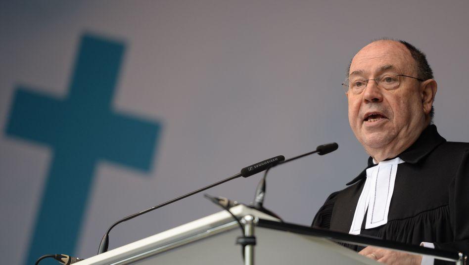 EKD-Ratsvorsitzender: Rücktritt im November