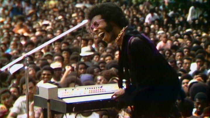 Einziger Musiker, der sowohl in Harlem als auch in Woodstock auftrat: Soul-Innovator Sly Stone