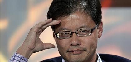 Gescheiterter Yahoo-Chef Yang: Anführer für 17 Monate, Chief Yahoo auf Lebenszeit