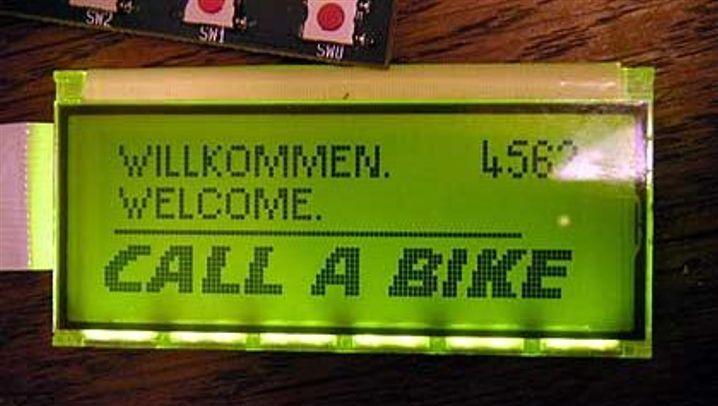 """Gratis Radfahren: """"Hack a Bike"""""""