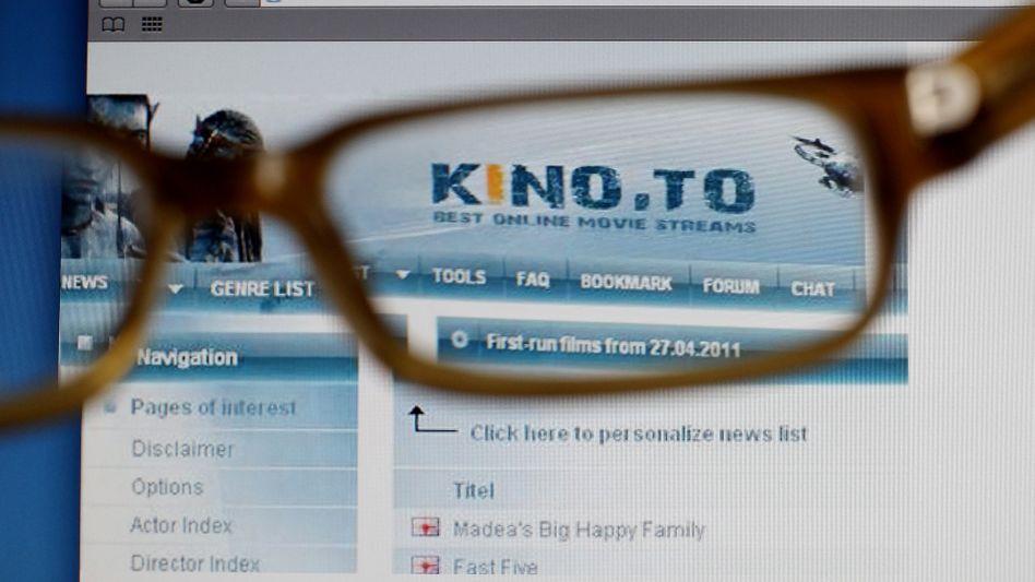 kino.to: Fünf Mittäter sind bereits verurteilt, jetzt steht der mögliche Chef vor Gericht