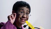 Philippinische Regierung sieht Friedensnobelpreis als Zeichen für intakte Pressefreiheit