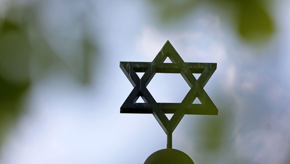 Stern einer Synagoge (Archiv)