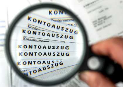 Gläserne Konten: Baden-Württemberg will der Datenabfrage einen Riegel vorschieben