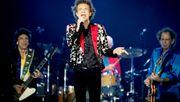 Rolling Stones auf Platz eins der deutschen Singlecharts