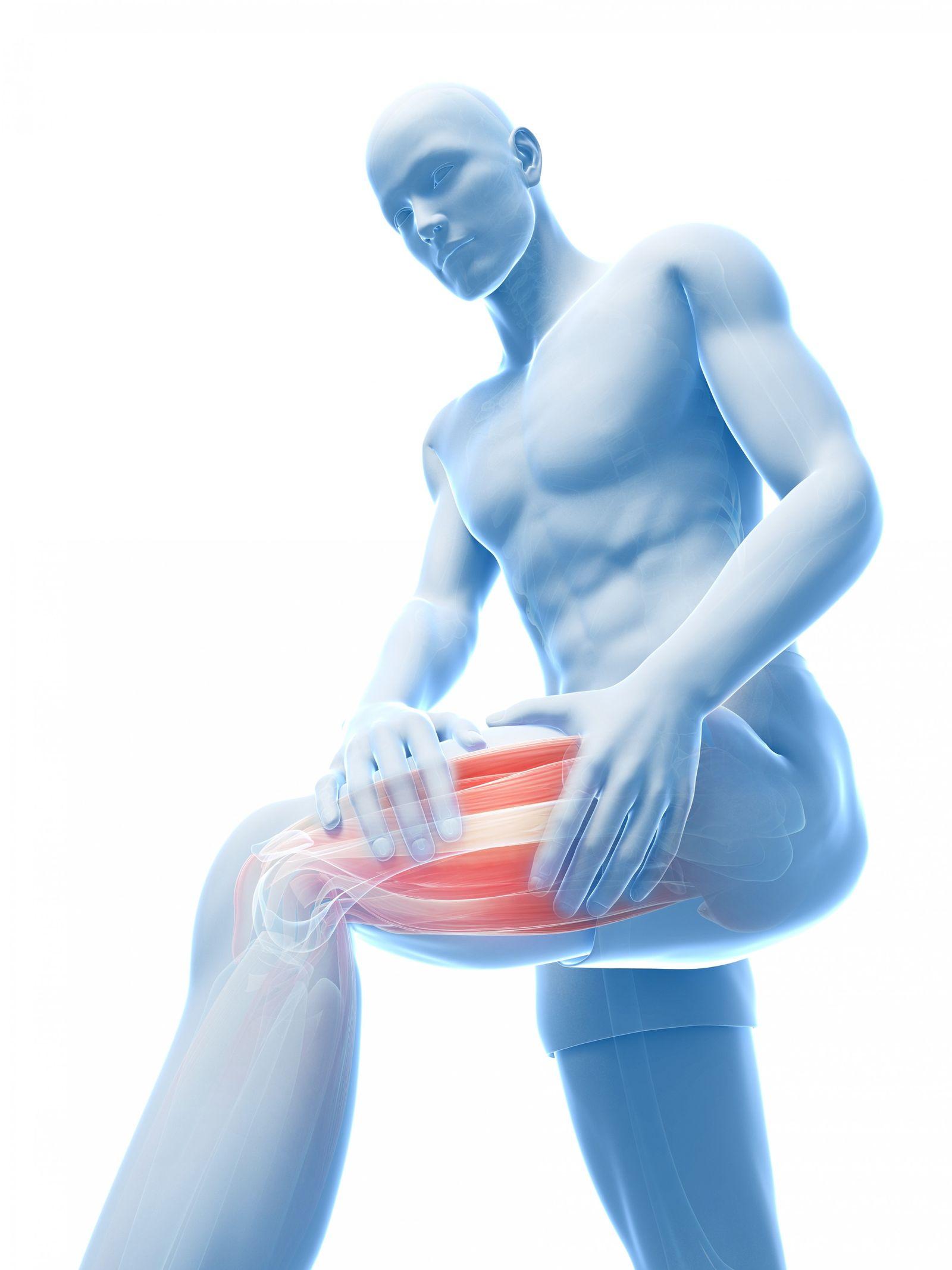 muskelkrämpfe oberschenkel