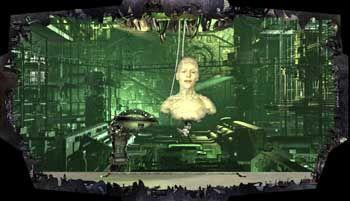 """Borg""-Queen: Zu viel Mensch-Maschine-Mischmasch versaut den Charakter"