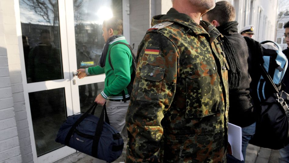 Wehrdienstleistende: Viele Freiwillige brechen wieder ab