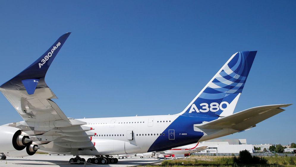Flugzeugmesse in Le Bourget: Verleiht Flügel