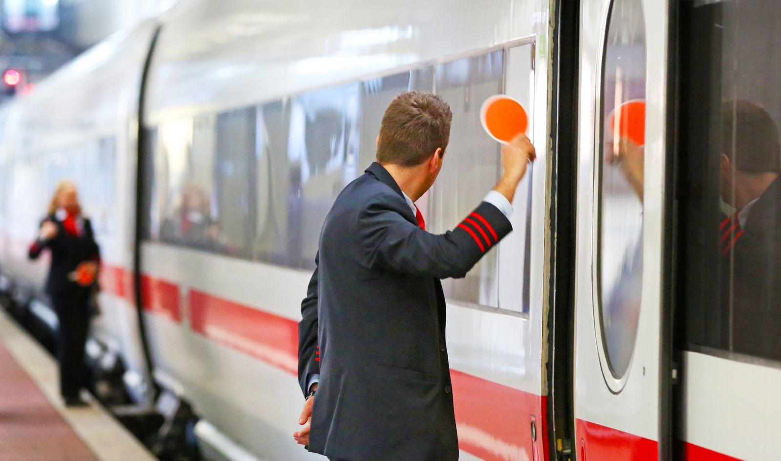 Neues Pünktlichkeitskonzept bei der Bahn