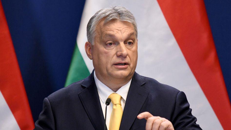 Viktor Orbán: Kursschwenk nach rechts