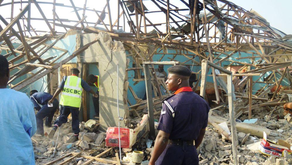 Terrorsekte Boko Haram: Mit Bomben gegen Kirchen