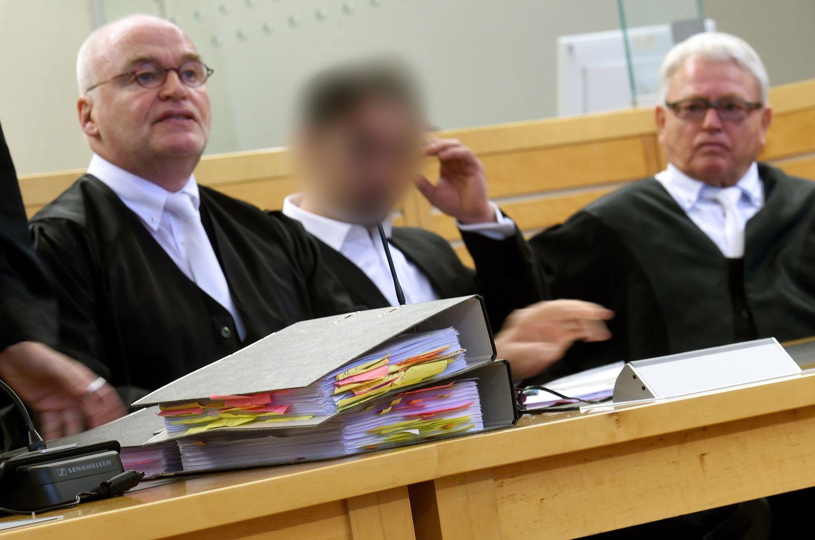 Prozess Hannover / Einbrecher / Tödliche Schüsse