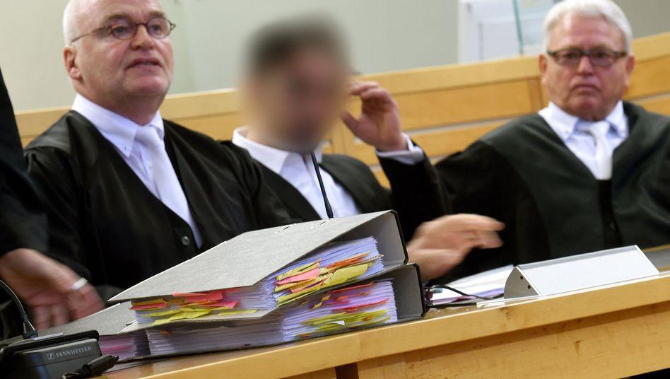 """Angeklagter Bassam A.: """"Sie wären ein freier Mann"""""""
