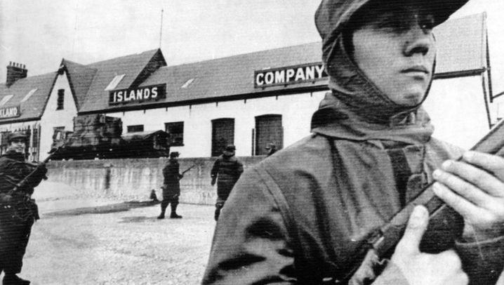 Falklandinseln: Der anachronistische Krieg im Südatlantik