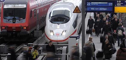 Hauptbahnhof in München: Zwölf freie Wochenenden pro Jahr